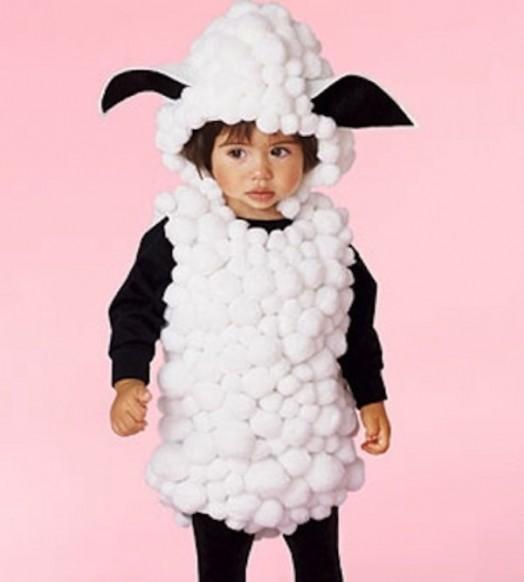 Костюмы овцы своими руками фото