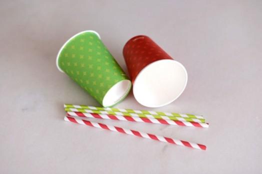 Одноразовые бумажные тарелки купить по оптовой цене от