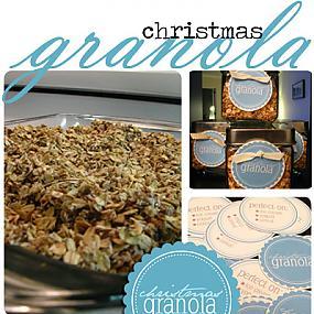 christmasgranola