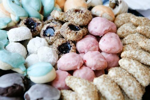 Authentic Italian Recipes for Pastries Cakes Cookies