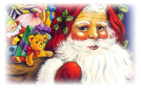 Образ этого доброго дедушки из сказки открывает широкие возможности для творческой фантазии. новогодние.