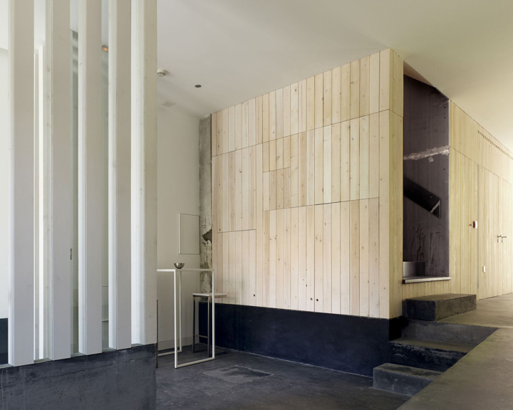 Дизайн интерьера отеля Hotel Moure, Испания