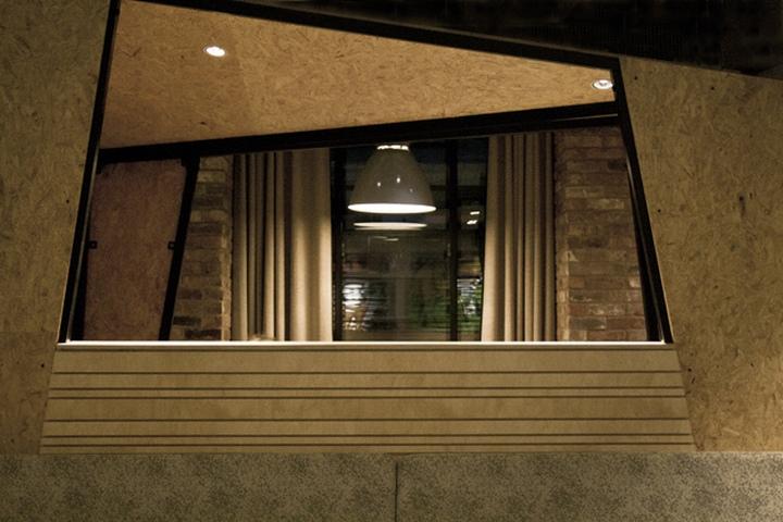 Дизайн хостела Generator London