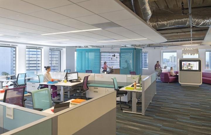 Дизайн нового офиса