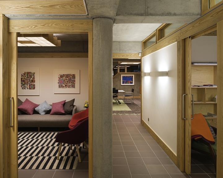 Центр реабилитации больных раком Maggies Cullinan Studio & Speirs + Major, Ньюкасл, Великобритания