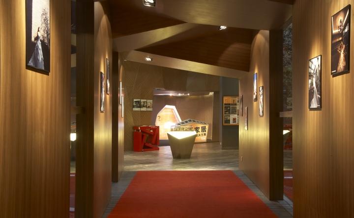 Необычный дизайн офиса Vanke Kingmetropolis Sales - Шэньчжэнь, Китай