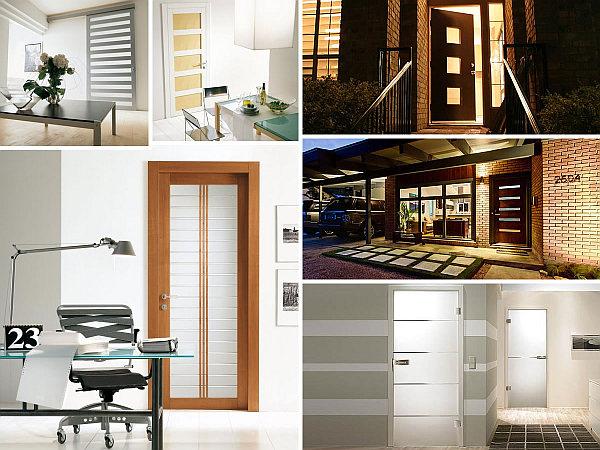 Деревянные окна и двери — ретро и современность