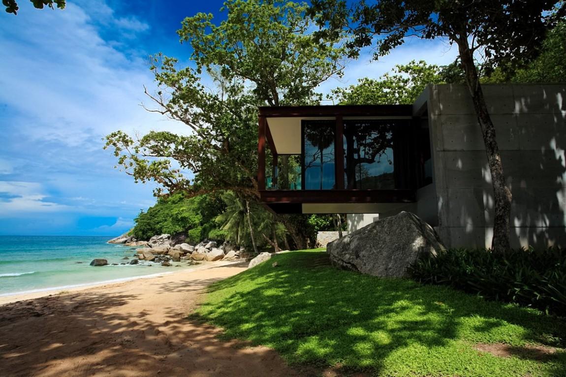 Отель The Naka Phuket 5* на Пхукете отзывы об отеле