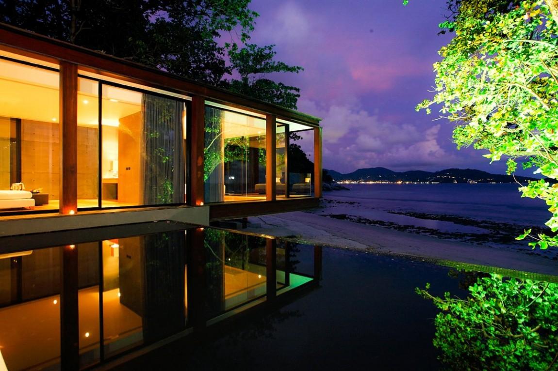 The Naka Phuket 5* (Таиланд/Пхукет о ) Рейтинг отелей