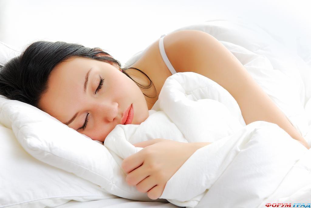 Фото спящих телеок