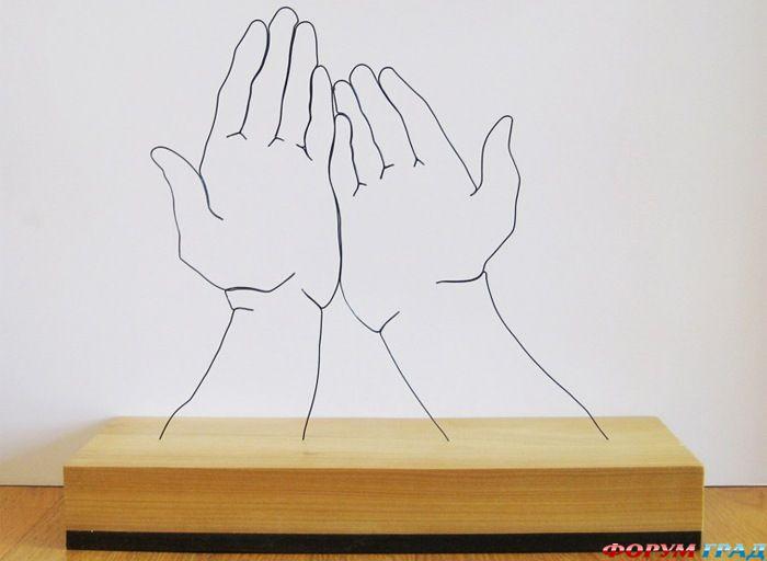 Костюмы из подручного материала своими руками фото