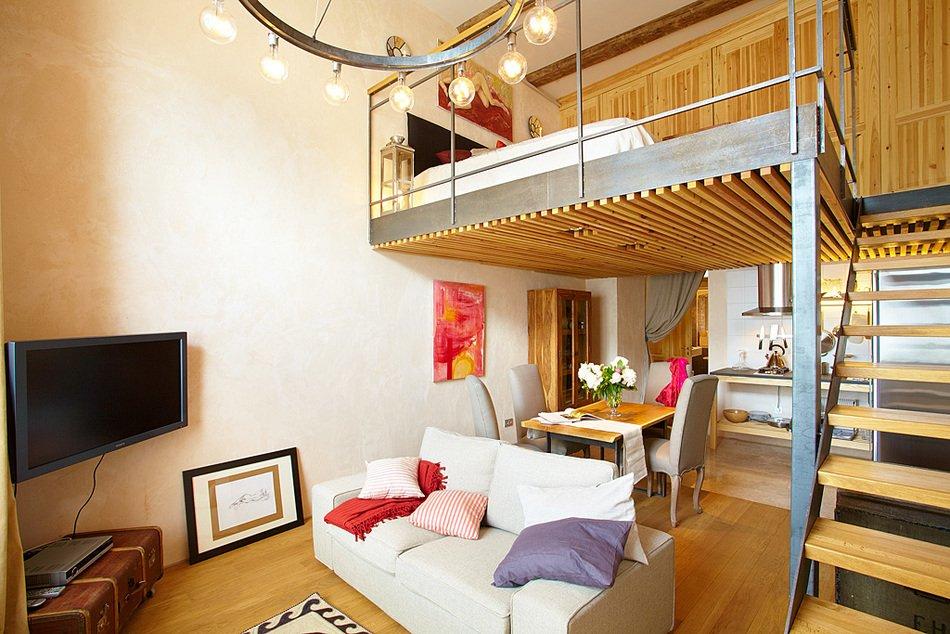 Как в квартире сделать место для отдыха
