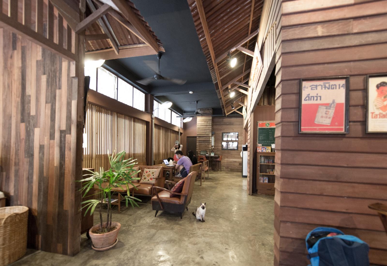 Хостел Suneta Hostel Khaosan в Бангкоке, Таиланд