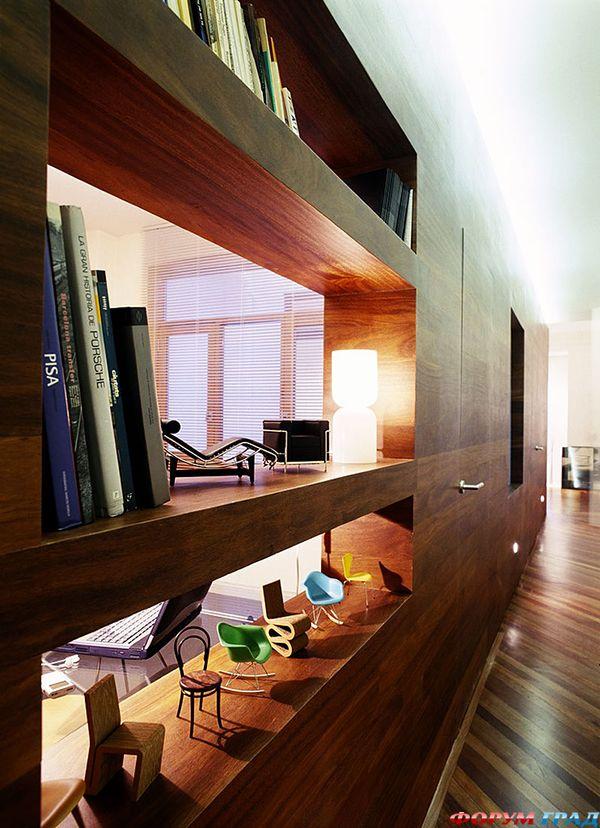Лучшие интерьеры домов: роскошь благородной древесины в отделке испанского дома