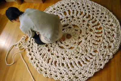 Картинки по запросу коврик из трикотажной пряжи мк