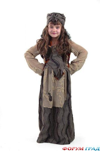 костюм бабы яги