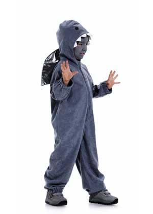 Костюм своими руками акула 628