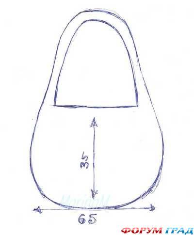 красивые женские сумочки крючком