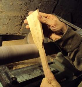 Лопатка своими руками для начинающих
