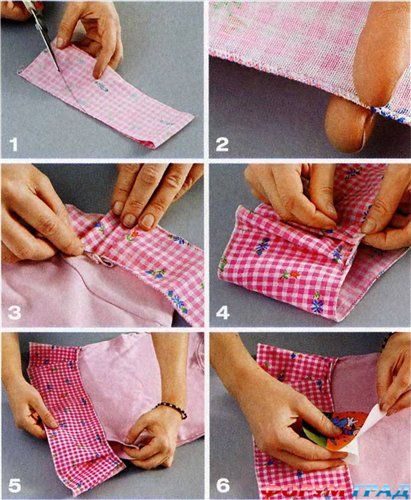 Способ вязания английской резинки на спицах