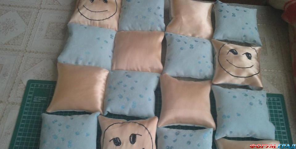 Одеяло из ваты своими руками сшить 29