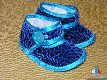 выкройки пинеток туфелек и сандаликов
