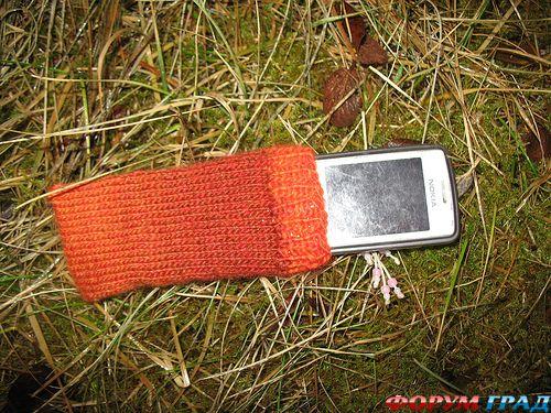Чехол для мобильного телефона - это.