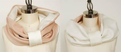 Сшить шарф своими руками