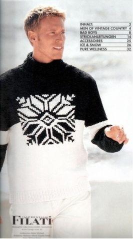 Вот пример таких свитеров.