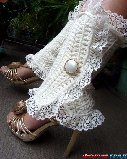 Украшение для обуви