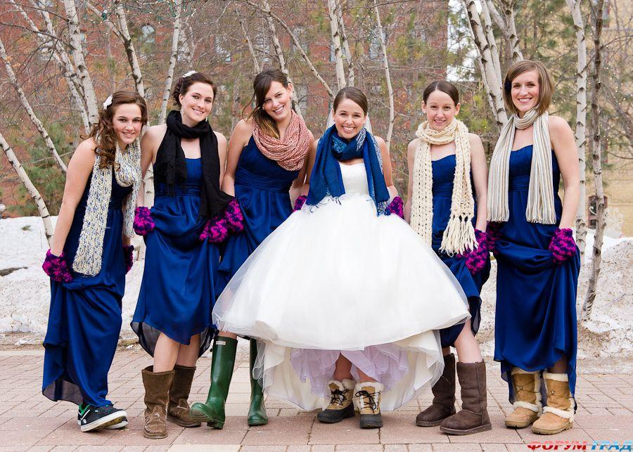 Что одевают гости на свадьбу осенью фото