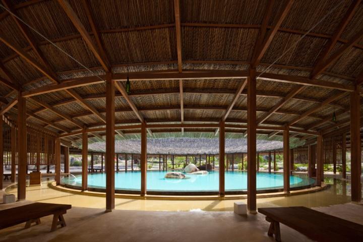 Дизайн отеля The I resort, Нячанг, Вьетнам