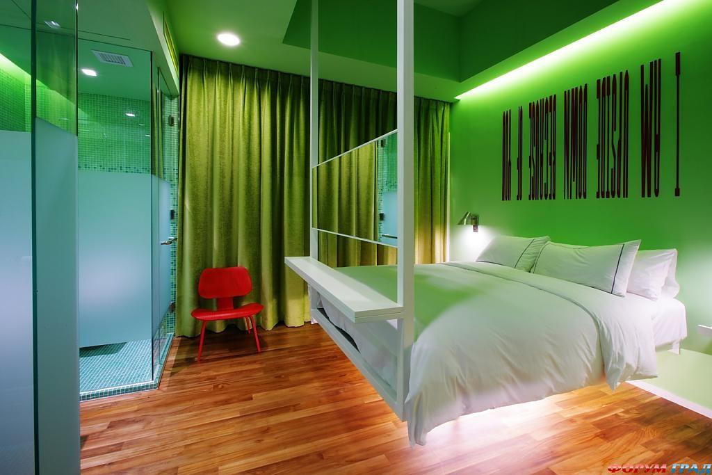 Смотреть фото спальных комнат