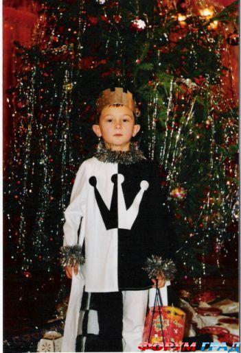 » Выкройка детского костюма короля - photo#27