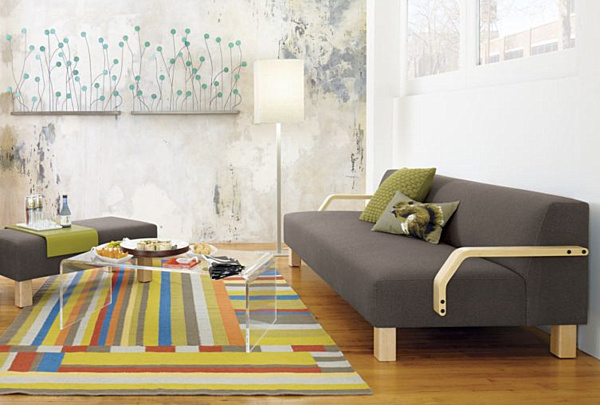 Многофункциональная мебель для маленьких квартир