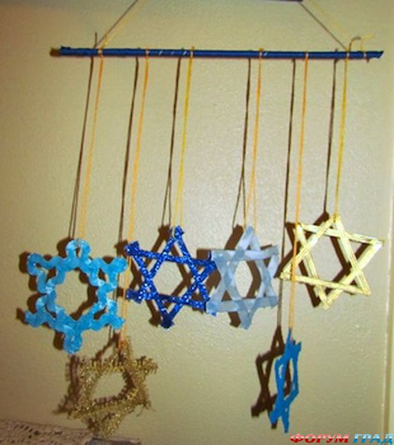 for Hanukkah crafts for adults