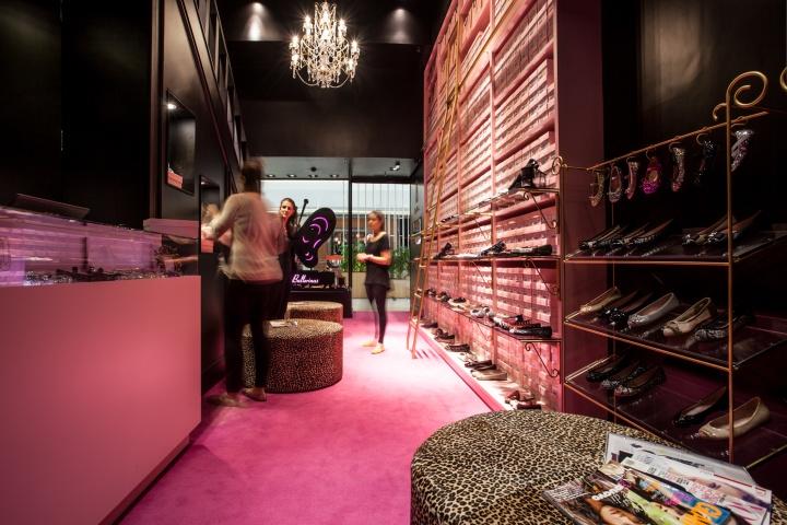 Pretty Ballerinas - прелестный магазин для балерин в Сан-Паулу, Бразилия