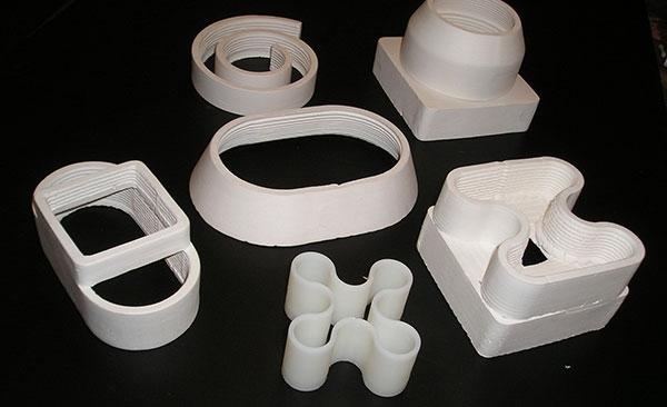 Модели, изготовленные с помощью 3D принтера