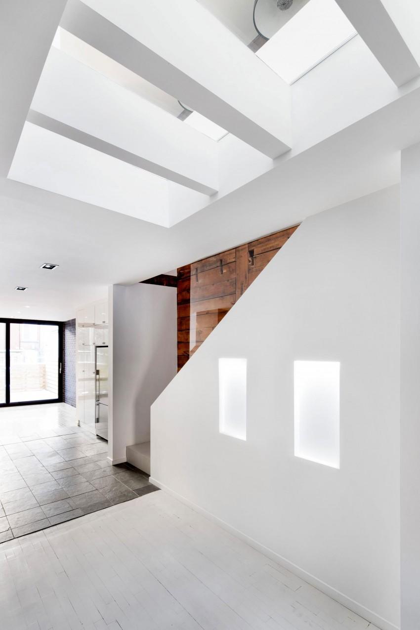 Самые красивые проекты домов: фото светлого канадского коттеджа от NatureHumaine