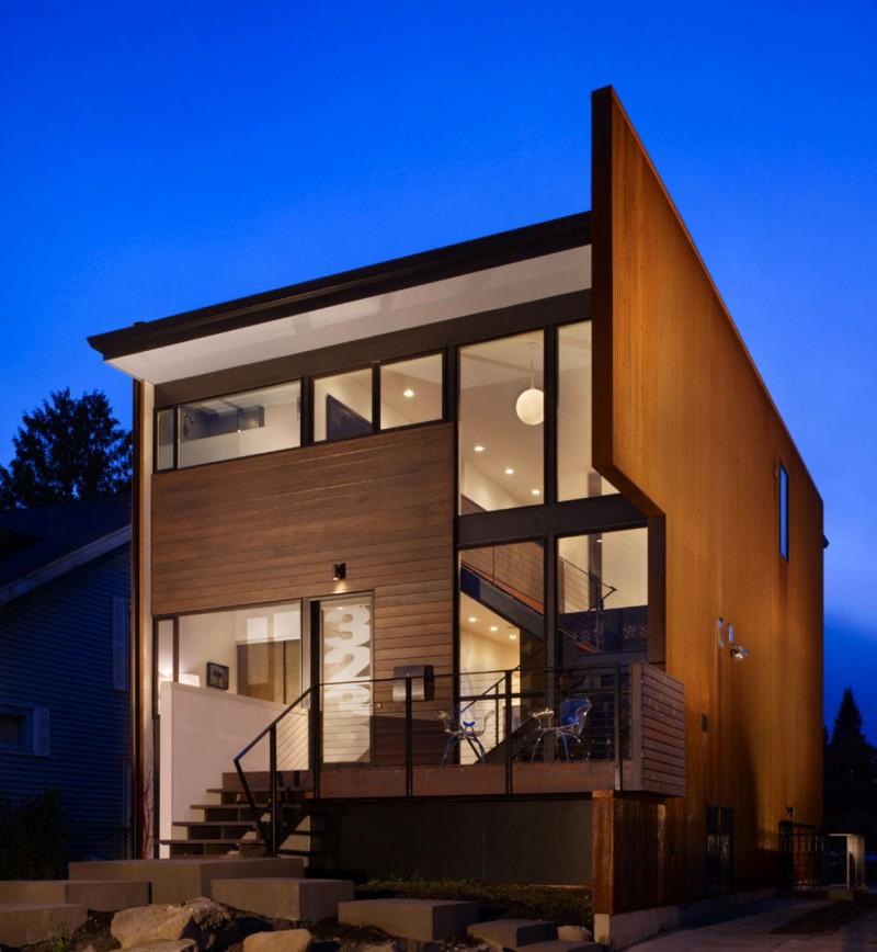 Уникальный загородный дом с элитным интерьером