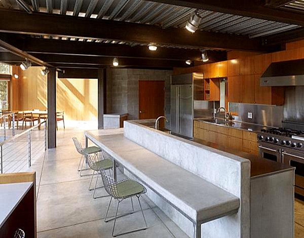 Ресторанная мебель в интерьере
