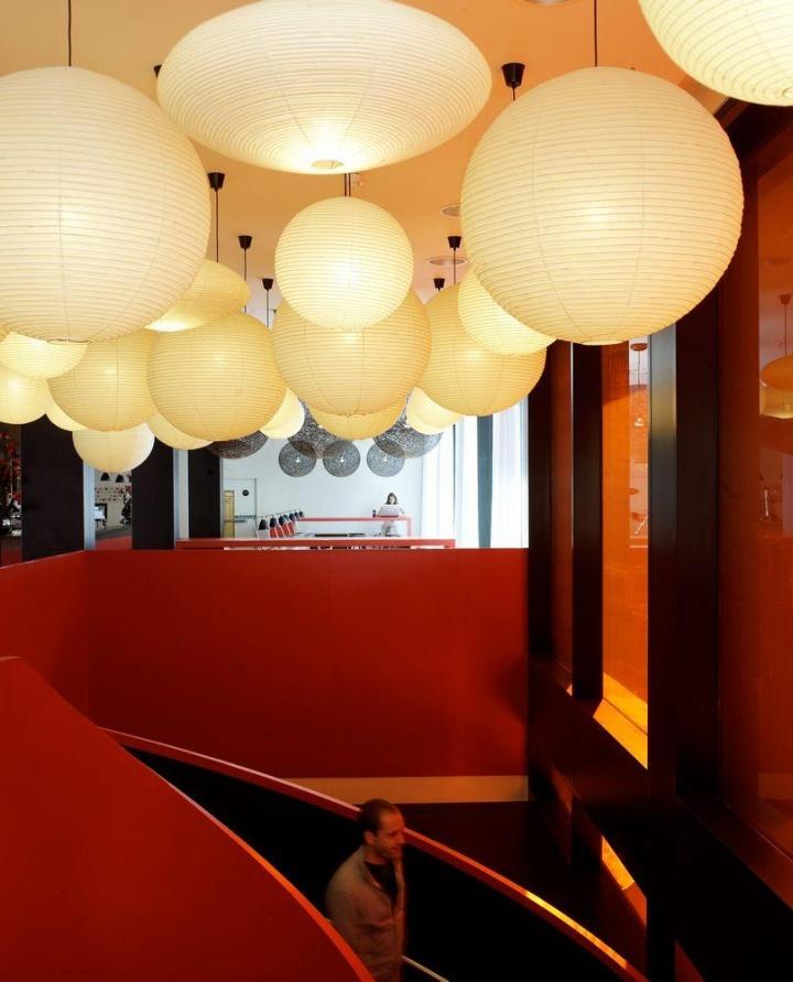 Дизайн отеля CitizenM Hotel, Великобритания