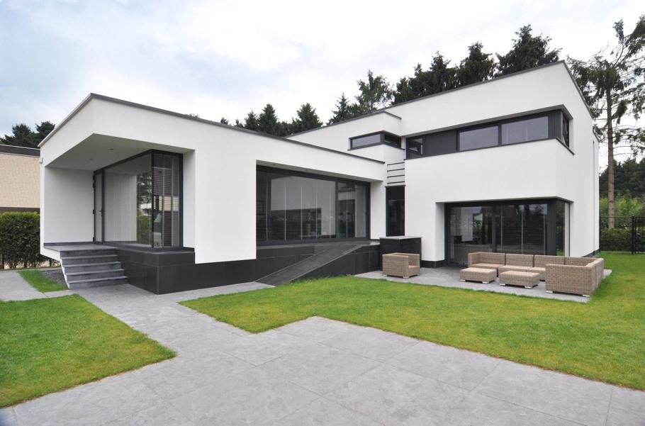 318Загородный дом внешний дизайн