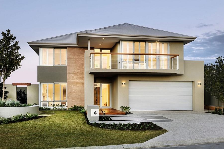 Интерьер дома в деревенском стиле: очаровательный австралийский особняк