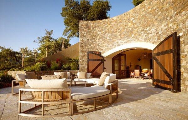 Дизайн роскошного дома мечты с террасой