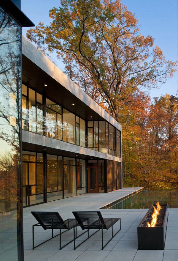 Дизайн роскошного дома мечты