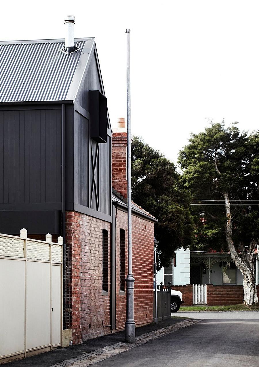 Дизайн шикарного дома Edwardian Redbrick в Мельбурне