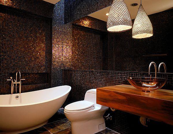 Elegant bathroom designs