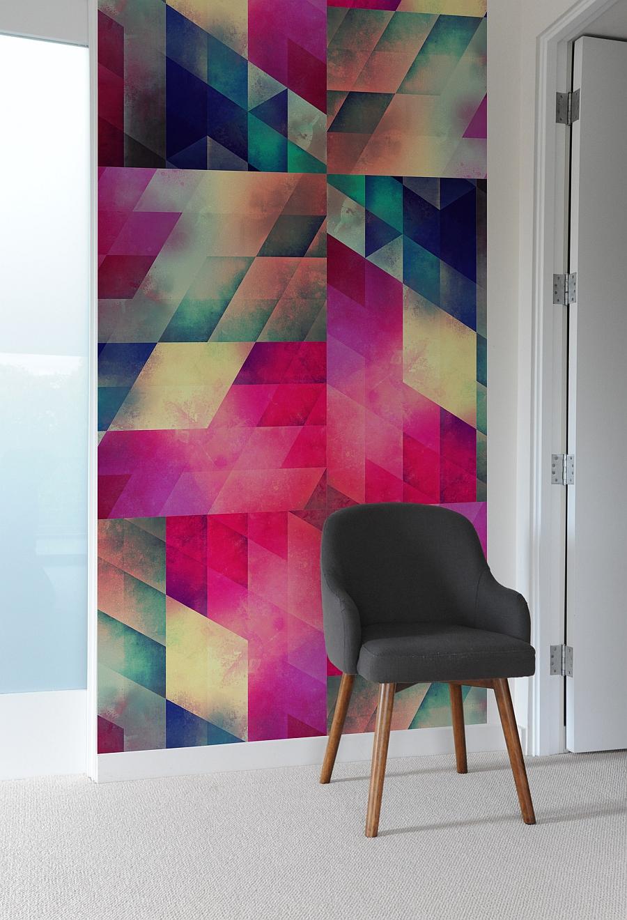 Wall design tiles