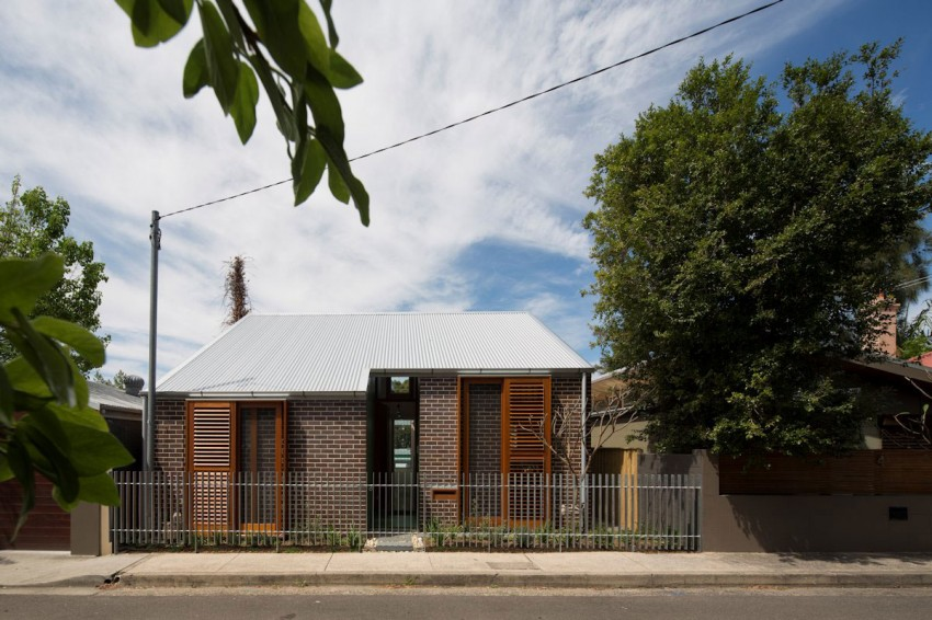 Оригинальный проект дома с необычным интерьером